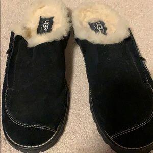 Ugg Fur Lined Slides